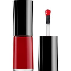 Armani Women's Nail Lacquer - 402 (2230 RSD) ❤ liked on Polyvore featuring beauty products, nail care, nail polish, beauty, makeup, nails, colorless, giorgio armani and shiny nail polish