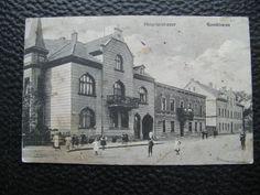 Ak Gumbinnen Hospitalstraße Gussew Ostpreußen Russland