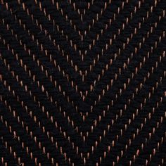 Vertical Herringbone, black 0453 on the brown yarn Vandra Rugs Yarn Colors, Colours, Natural Linen, Scandinavian Design, Herringbone, Wool Felt, Bespoke, Rugs, Brown
