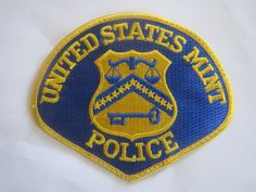US Mint Police my collection