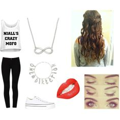 """Crazy mofo ♥"" by sofy-styles on Polyvore"