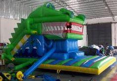 Alligator Bounce House!