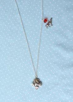 Sherlock necklace - The Hounds of Baskerville silver necklace by otterlydesign, $28.99