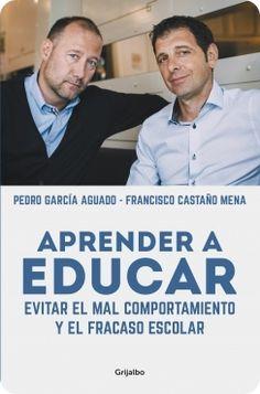 """""""Aprender a educar"""" (Pedro García Aguado / Francisco Castaño Mena) En este libro, hablan a los padres y a los profesores de tú a tú, y recuerdan temas esenciales como los valores, las normas, los límites, enseñar con el ejemplo, la confusión respecto al castigo o cómo motivar y estimular los talentos de nuestros hijos. Con un estilo franco y directo, pretenden mostrar con pautas cotidianas la manera de educar para que niños y adolescentes sean autónomos y felices. Signatura: 37 GAR apr…"""