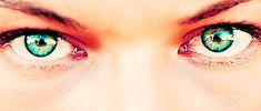 Resident Evil - Mila Jovovich -eyes - Umbrella Corp