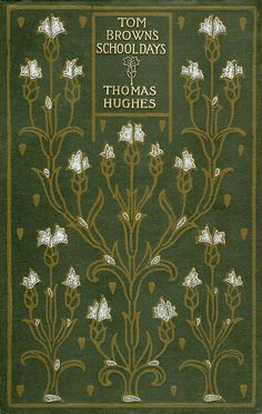 'Tom Brown's Schooldays' by  Thomas Hughes. Illustrations by H. M. Brock. Ward, Lock & Co.; London, 1903