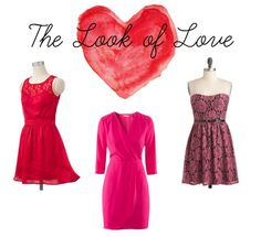 The Look of Love:  Valentine's Day is quickly approaching and it is the perfect excuse to buy a new dress. Whether you're going to dinner, hitting up a party, or hanging with friends it's always more fun to dress up!  Click the post to view product details