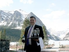 The champagne will be on ice when the Fairmont Chateau Lake Louise's Seamus Dooley takes on the world this summer. Thirty-year-old Dooley is representing Canada at this year's famous two-day intens…