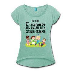 Individuelle Shirts für Erzieherinnen