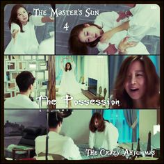 I am so in love with this show!  I was laughing so hard at this scene, even Eric came into the room to see what was going on!!! The Master's Sun ep 4 {{Dramatic Review}} | the crazy ahjummas