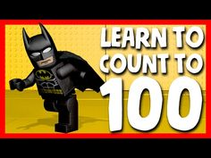Count To 100 With Lego Batman ☝️ Superhero Sing Along Songs Let's Get Fit Count To 100 Song - YouTube