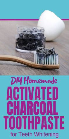 Homemade Charcoal Toothpaste for Teeth Whitening - Healthstasy Ginger Juice Benefits, Honey Benefits, Home Remedies, Natural Remedies, Teeth Whiting At Home, Nail Conditions, Honey And Lemon Drink, Activated Charcoal Toothpaste, Foods For Brain Health
