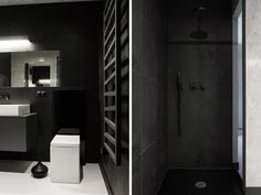 Go Black and White with your Apartment. Check out these amazing Projects! | Ideas | PaperToStone