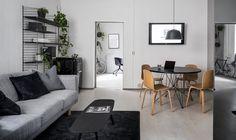 Toimiston sisustussuunnittelu: Elisa Manninen | Kuva: Mikael Pettersson Asiakas: Hypement Oy