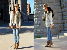 this girl has the best style & she uses all forever 21 pieces her blog is maytedoll