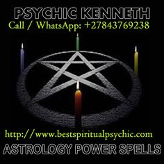 Psychic Readings by Email, Call / WhatsApp: +27843769238