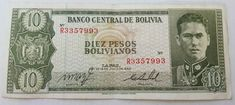 Bolivia - Best of Banknotes Bolivia, Biomes, 1, Money, Things To Sell, Central Bank, Culture, Banks, Weights