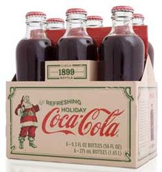 I totally wish they still sold sodas like this on a daily bases it would be cool.