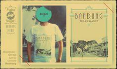 """Bandung Tidak Macet"" copyrights Mahanagari 2012"