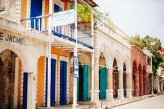 Old Town Jacmel, Haiti                                                                                                                                                                                 More