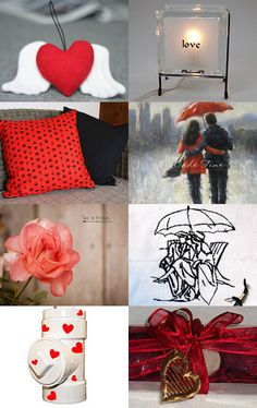 Melting hearts by Elaine on Etsy--Pinned with TreasuryPin.com