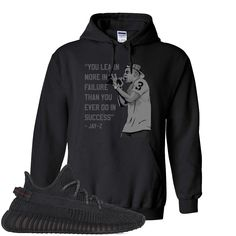 Jay Z Yeezy Boost 350 Black Hoodie Adult Youth Yeezy Boost 350 Black, Jay Z, Hoodies, Sweatshirts, Black Hoodie, Stylish, Crowd, Youth, Chart