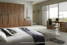 Ashford - Replacement Bedroom Wardrobe Door - Custom Made #HomeImprovement