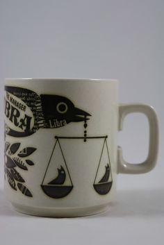 hornsea pottery libra - Google Search