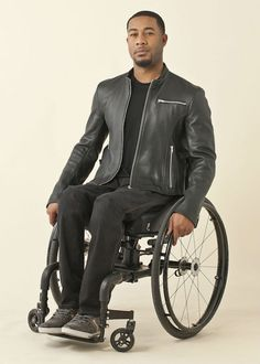 Fashion made specifically for the wheelchair-bound.