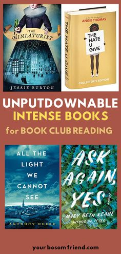 Books You Should Read, I Love Books, Good Books, Books To Read, My Books, Best Book Club Books, Book Club Reads, Book Suggestions, Book Recommendations