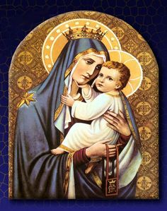 Start the novena today, free brown scapular & bow