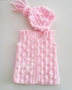 Teachers Pet, Baby Vest, Baby Knitting Patterns, Crochet Necklace, Women, Fashion, Recycled Crafts, Baby Going Home Outfit, Tejidos
