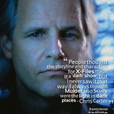 Quotes X Files Simple Xfiles Quote  1939 Episode On The Ship  X Files Quotestrust