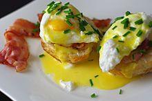 Huevos Benedict - Wikipedia, la enciclopedia libre