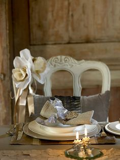 Make someone feel very special, table decor, beautiful table setting, party, tablescape