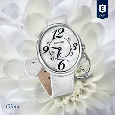The soft lines of GILDA CURVY by Eberhard & Co.