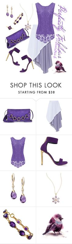 """Perfect"" by april-wilson-nolen ❤ liked on Polyvore featuring Roberto Cavalli, Opening Ceremony, Saks Fifth Avenue and Valentin Magro"