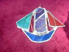 Sailing an Amytyst Sea by TheFunkyGypsy on Etsy, $32.99