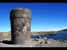 Ancient Energy Generating Towers Of Lake Titicaca Peru - YouTube