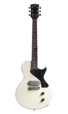 White Gibson Les Paul Junior