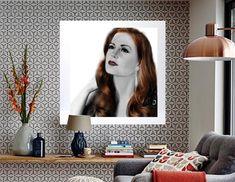 Flat Screen, Frame, Illustration, Home Decor, Blood Plasma, Picture Frame, Decoration Home, Room Decor, Flatscreen