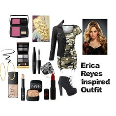 erica reyes teen wolf style - Google Search