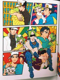 Picture memes by SaphireCat - iFunny :) Jojo's Bizarre Adventure Anime, Jojo Bizzare Adventure, Jojo's Adventure, Jojo Anime, Jotaro Kujo, Baguio, Jojo Memes, Jojo Bizarre, Manhwa