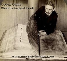 Devil ancient | ... the Devil's Bible. It is the largest medieval manuscript in the world