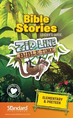 EquippingKids - Bible Stories Leader's Guide - Elem/PreTeen - Jungle Safari VBS, $5.94 (http://www.equippingkids.com/bible-stories-leaders-guide-elem-preteen-jungle-safari-vbs/)