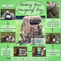 5 Steps in packing an emergency kit | The Survival Mom |