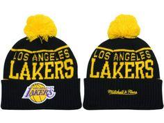 NBA Los Angeles Lakers Beanies (12) , sales promotion  $5.9 - www.hatsmalls.com