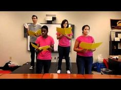 Readers Theatre This is a video demonstrating the strategy of reader's theatre. In this video four students act out an alternative version of The Three Little Pigs. Fairy Tale Activities, Literacy Activities, Fractured Fairy Tales, Classroom Displays, Classroom Ideas, Farm Unit, Third Grade Science, Physics Classroom, Readers Theater
