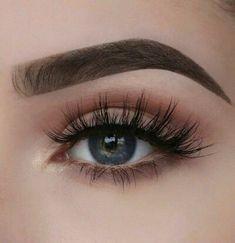 "Lashes on Fleek History of eye makeup ""Eye care"", put simply, ""eye make-up"" has long Natural Eye Makeup, Natural Eyes, Eye Makeup Tips, Makeup Goals, Skin Makeup, Makeup Inspo, Beauty Makeup, Makeup Ideas, Makeup Style"