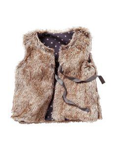 faux vest